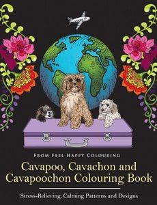 Cavapoochon-coloring-book